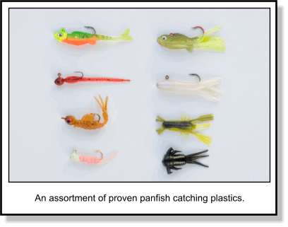 Using plastic baits for perch fishing ontario perch fishing for Perch fishing lures