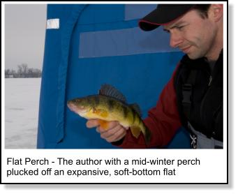Flats and Perch Fishing